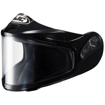 HJC HJ-09 Framed Shield with Dual Lens for Full-Face Helmet