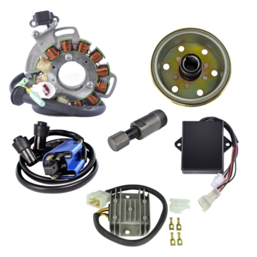 Kimpex HD Conversion Kit AC to DC Yamaha - RMS900-100216