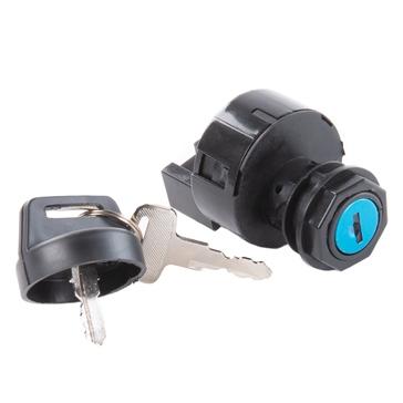 Kimpex HD Interrupteur à clé de contact HD Serrure à clé - 225382
