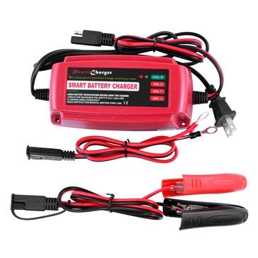 Kimpex Chargeur de batterie intelligent12 V