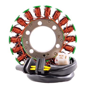 Kimpex HD Generator Stator & Mosfet Voltage Regulator Kit Honda - 225543