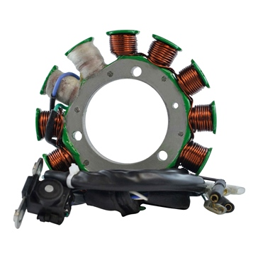 Kimpex HD High Ouput Stator & Magneto Cover Gasket Fits Honda - 225545
