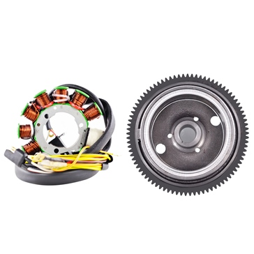 Kimpex HD Flywheel and stator plug and play 225553