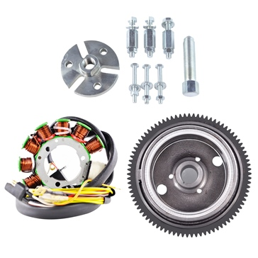 Kimpex Flywheel Puller, Stator and Flywheel Kit