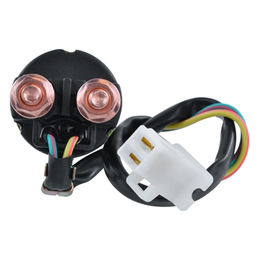 Kimpex HD HD Starter Relay Solenoid Switch Fits Honda - 225647