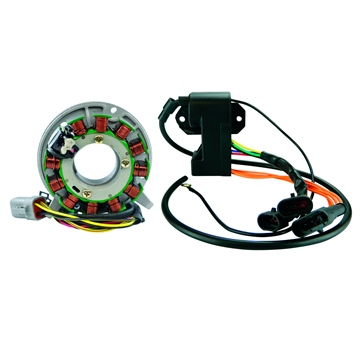 Kimpex HD Stator, CDI Box & Ignition Coil Kit Fits Ski-doo - 225663