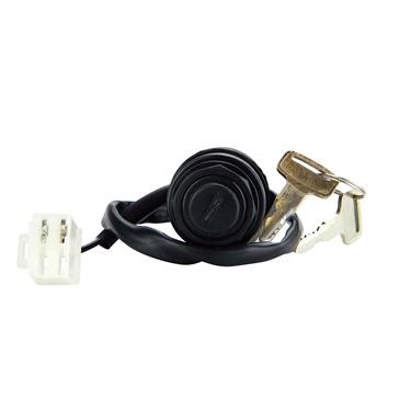 Kimpex HD Interrupteur à clé de contact HD Serrure à clé - 225676