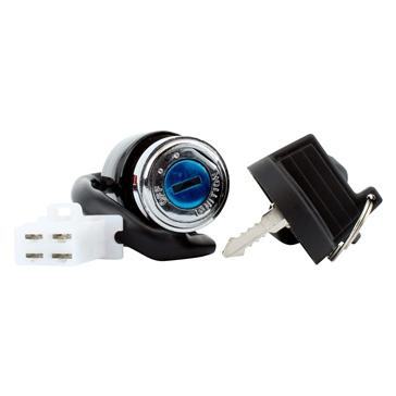 Kimpex HD Interrupteur à clé de contact HD Serrure à clé - 225731
