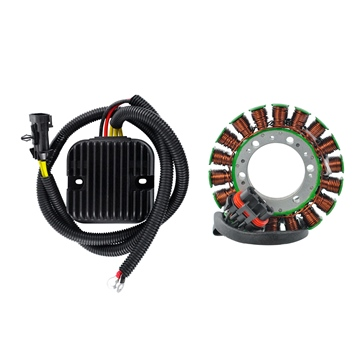 Kimpex HD Generator Stator & Mosfet Voltage Regulator Kit Fits Polaris - 225746
