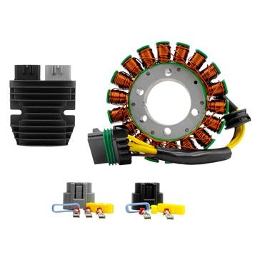 Kimpex HD Ensemble de stator, régulateur redresseur de voltage Polaris - 225764