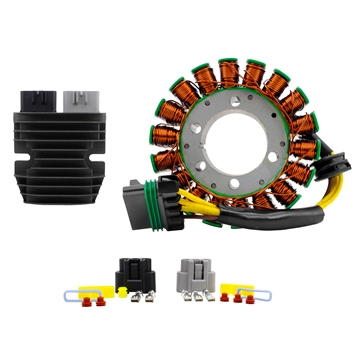 Kimpex HD Ensemble de stator & régulateur de voltage Mosfet Polaris - 225765