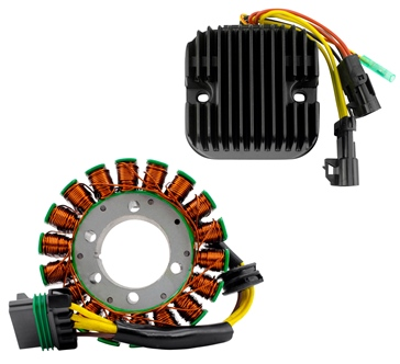 Kimpex HD Ensemble de stator & régulateur de voltage Mosfet Polaris - 225766