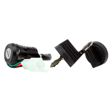 Kimpex HD Interrupteur à clé de contact HD Serrure à clé - 225816