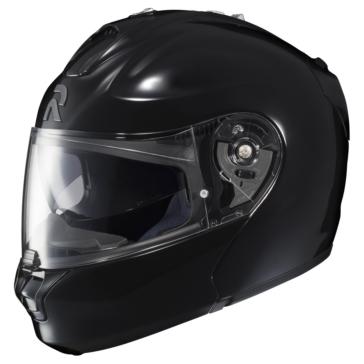 Solid HJC RPHA MAX Modular Helmet