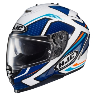 HJC IS-17 Full-Face Helmet Spark