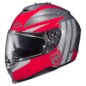 HJC IS-17 Full-Face Helmet Grapple - Summer