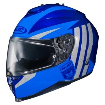 HJC IS-17 Full-Face Helmet Grapple - Summer