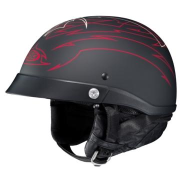 HJC CL-IRONROAD Half-Helmet Showboat