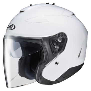 HJC IS-33 II Open-Face Helmet Solid