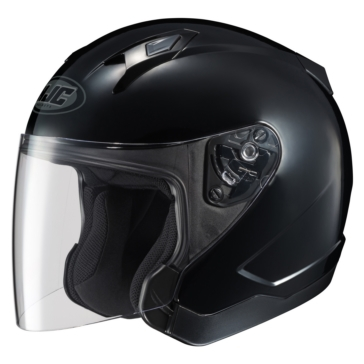 HJC CL-JET Open-Face Helmet Solid
