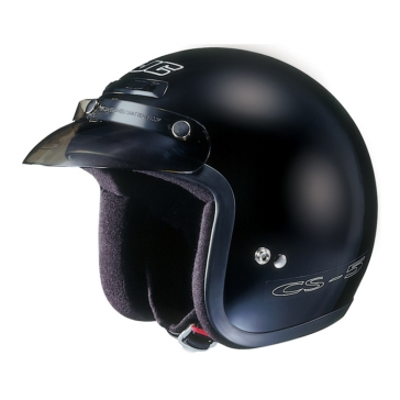 HJC CS-5N Open-Face Helmet Solid