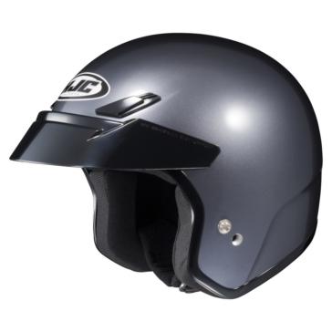 HJC CS-5N Open-Face Helmet Solid