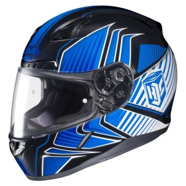 HJC CL-17 Full-Face Helmet Redline