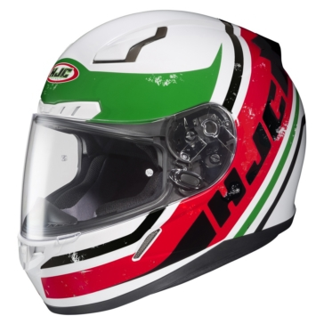 HJC CL-17 Full-Face Helmet Victory