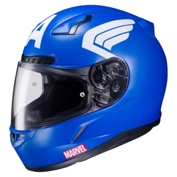 HJC CL-17 Full-Face Helmet Captain America - Summer