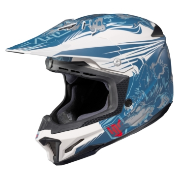 HJC CL-X7 Off-Road Helmet EL Lobo