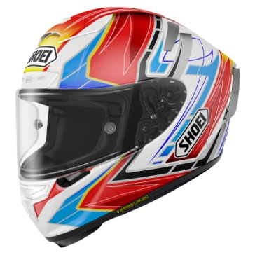 SHOEI X-Fourteen Full-Face Helmet Assail