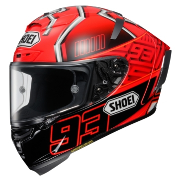 SHOEI X-Fourteen Full-Face Helmet Marquez4