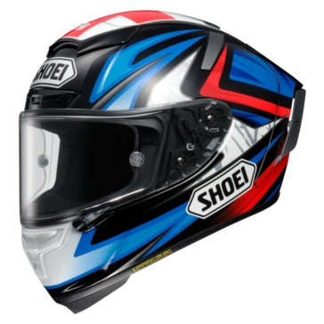 SHOEI X-Fourteen Full-Face Helmet Bradley3