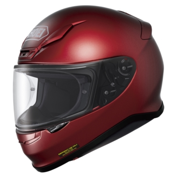 SHOEI RF-1200 Full-Face Helmet Solid - Summer