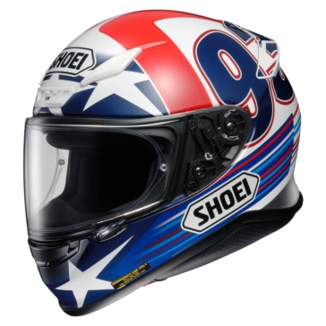 SHOEI RF-1200 Full-Face Helmet Indy Marquez
