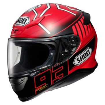 SHOEI RF-1200 Full-Face Helmet Marquez3