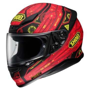 SHOEI RF-1200 Full-Face Helmet Vessel