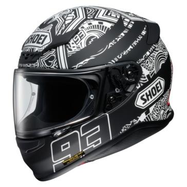 SHOEI RF-1200 Full-Face Helmet Marquez Digi Ant