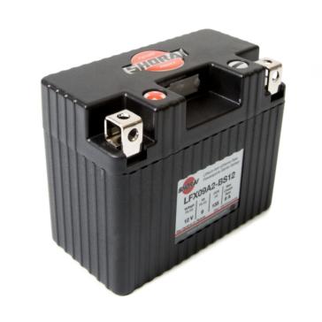 Shorai LFX Battery LFX09A2-BS12