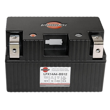 LFX14A4-BS12 SHORAI LFX Battery