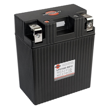 Shorai LFX Battery LFX14A5-BS12