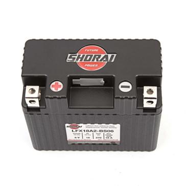 SHORAI LFX Battery LFX18A2-BS06