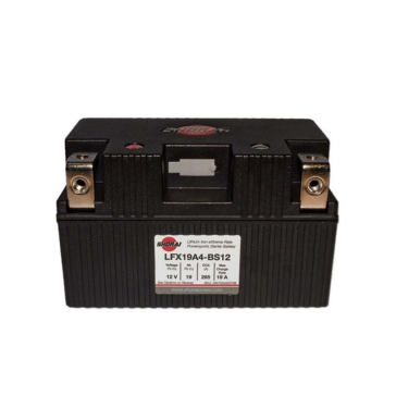 Batteries LFX SHORAI LFX19A4-BS12
