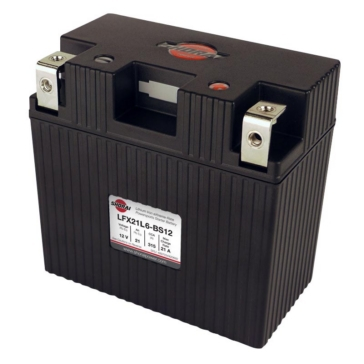 LFX21L6-BS12 SHORAI LFX Battery