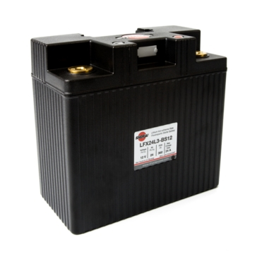 SHORAI Batteries LFX LFX24L3-BS12