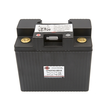 Shorai LFX Battery LFX27A3-BS12