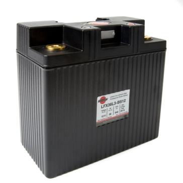 Shorai Batteries LFX LFX36L3-BS12