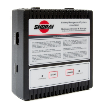 SHORAI Battery Charger BMS01