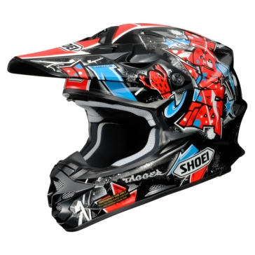 SHOEI VFX-W Off-Road Helmet Barcia