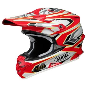 SHOEI VFX-W Off-Road Helmet Block Pass